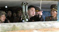 Balony z filmem o zamachu na Kim Dzong Una dotarły do Korei Północnej