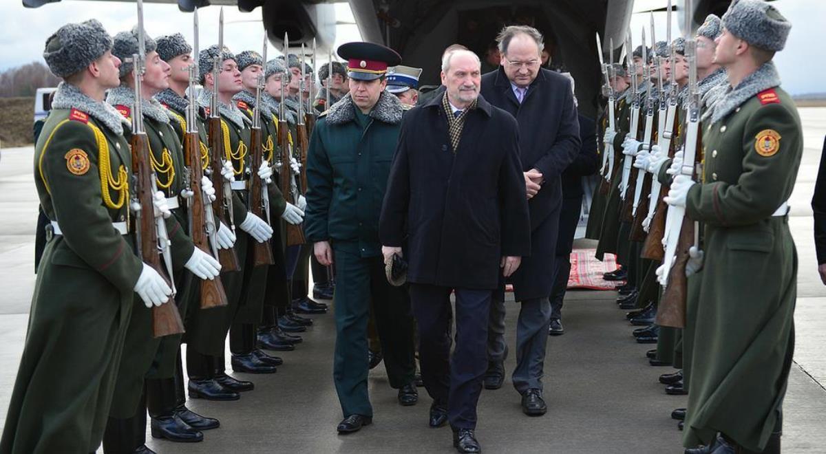 Глава Минобороны Польши считает, что войска США в стране помогут улучшить отношения с РФ