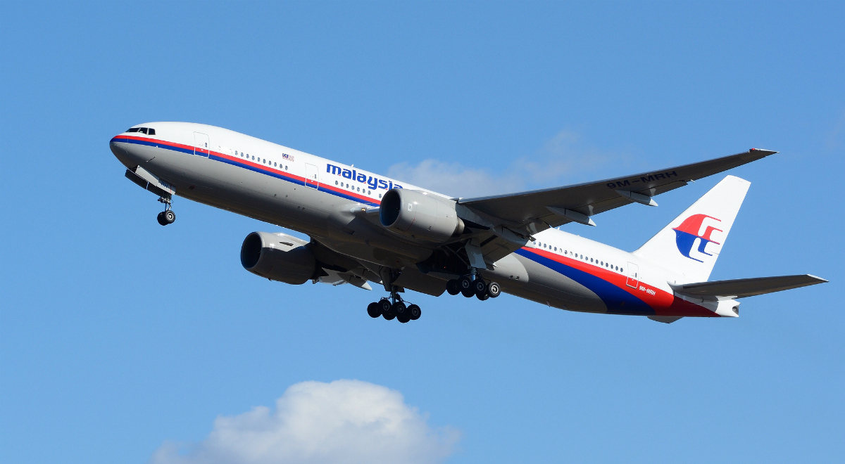Beaing 777 linii Malaysia Airlines