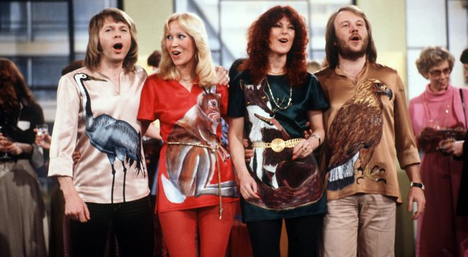 Zespół ABBA, luty 1978 rok