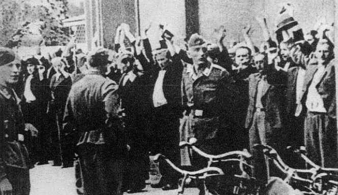 Wielka łapanka, która wstrząsnęła Włochami