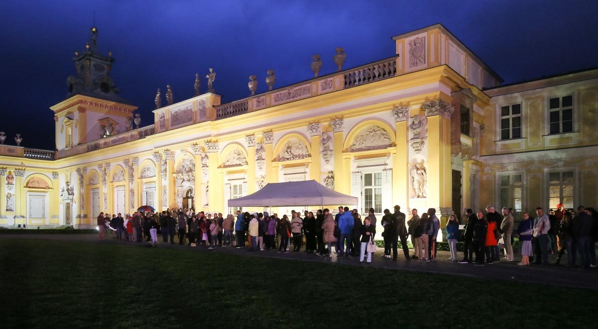 Moc Atrakcji I Tłumy Ludzi Na Ulicach Za Nami Noc Muzeów