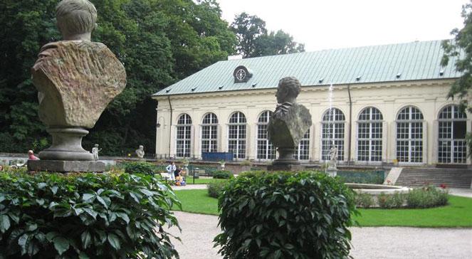 Ukryty Zabytek Warszawskich łazienek Historia