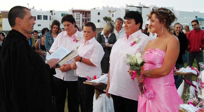 śluby Homoseksualne A Czemu Nie Wielożeństwo Wiadomości