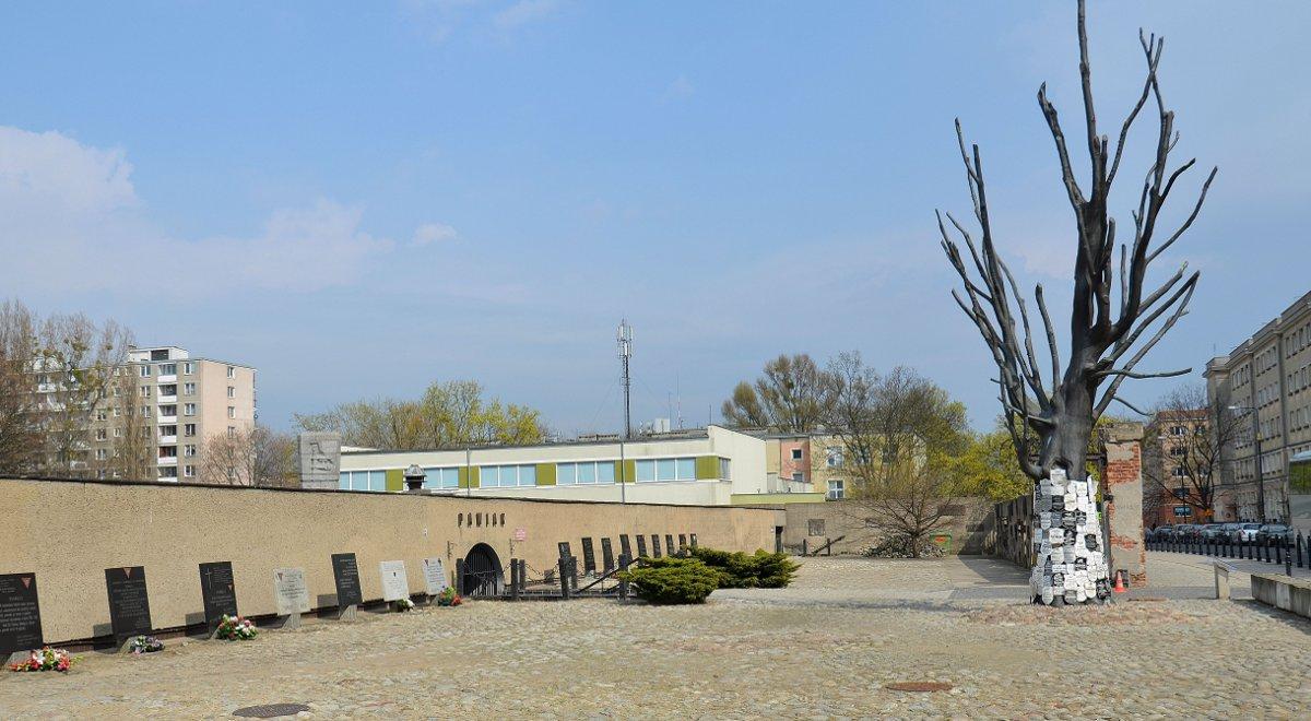 Pawiak – ważne miejsce pamięci na historycznej mapie Warszawy