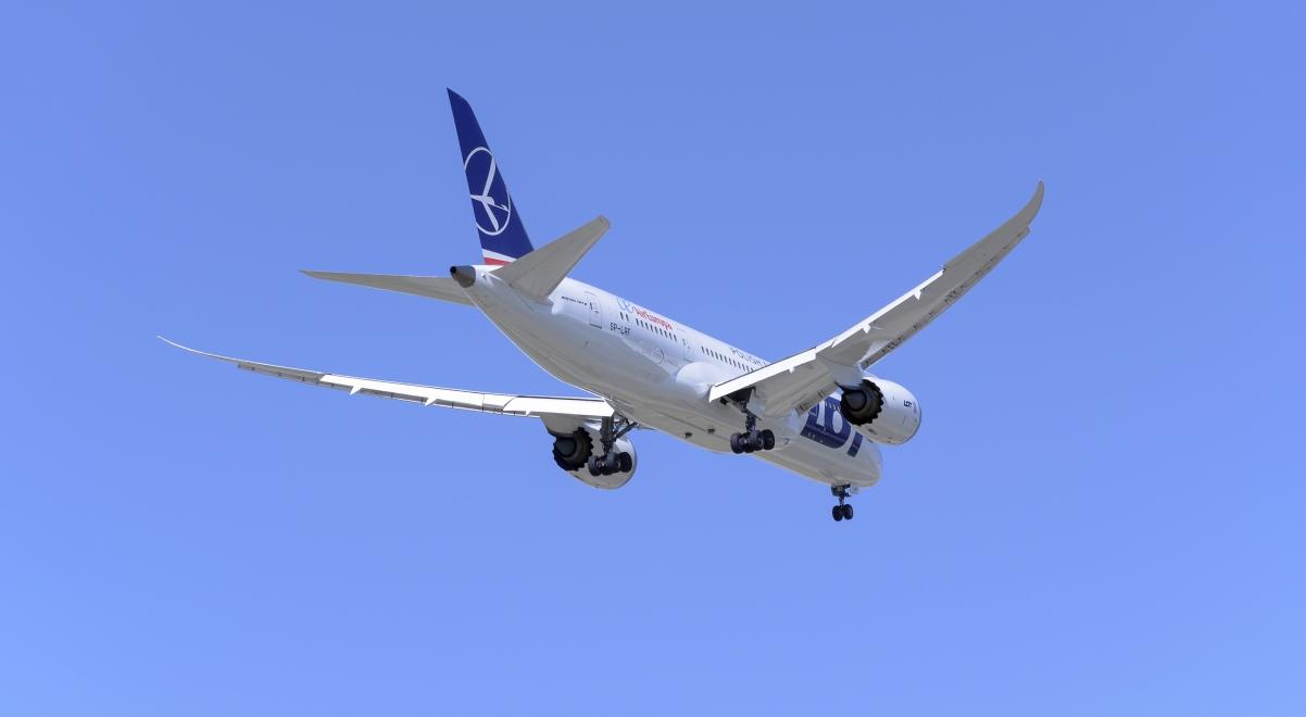 pll lot uruchamiają najdłuższe połączenie w swojej historii