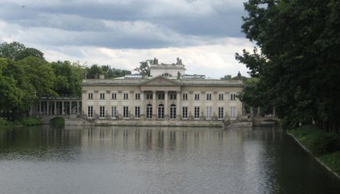 Co Z Najpiękniejszym Parkiem Warszawy Dwójka
