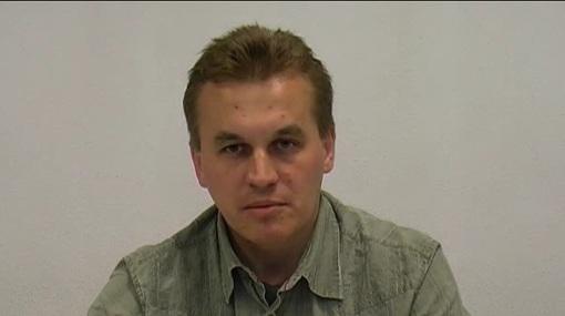 Michał Janczuk, fot. PolskieRadio.pl