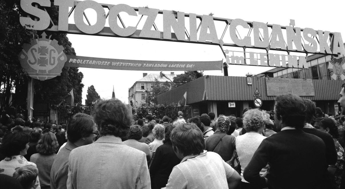 Znalezione obrazy dla zapytania 14 sierpnia 1980
