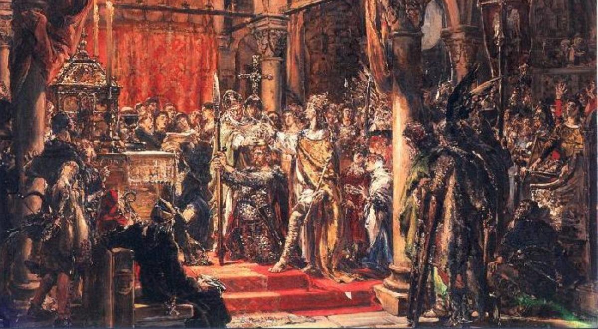 Bolesław Chrobry Najwybitniejszy Władca Polski Jedynka