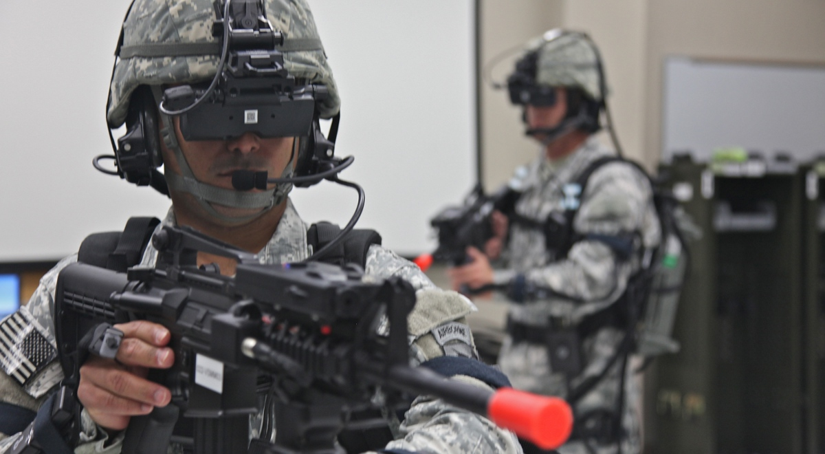 Znalezione obrazy dla zapytania vr wojsko