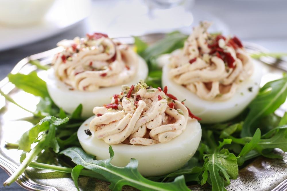 Proste Przepisy Na Wielkanocne Jaja Faszerowane Wiadomosci