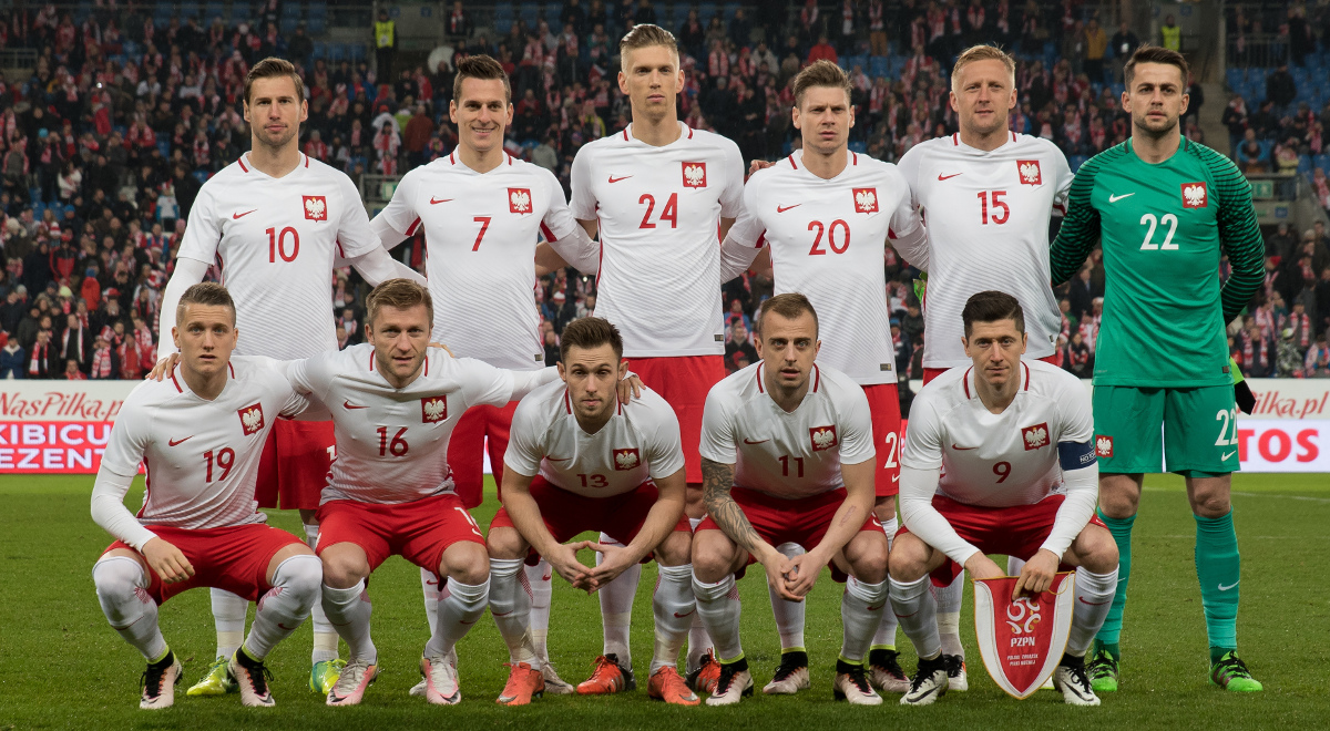 b884bf06e Bolesny spadek reprezentacji Polski. Jest nowy ranking FIFA - Rosja ...