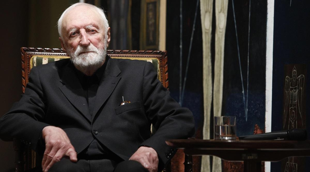 Polish artist Andrzej Strumiłło dies at 93