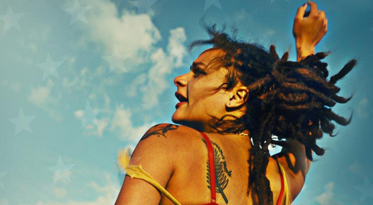 Kadr z filmu American Honey