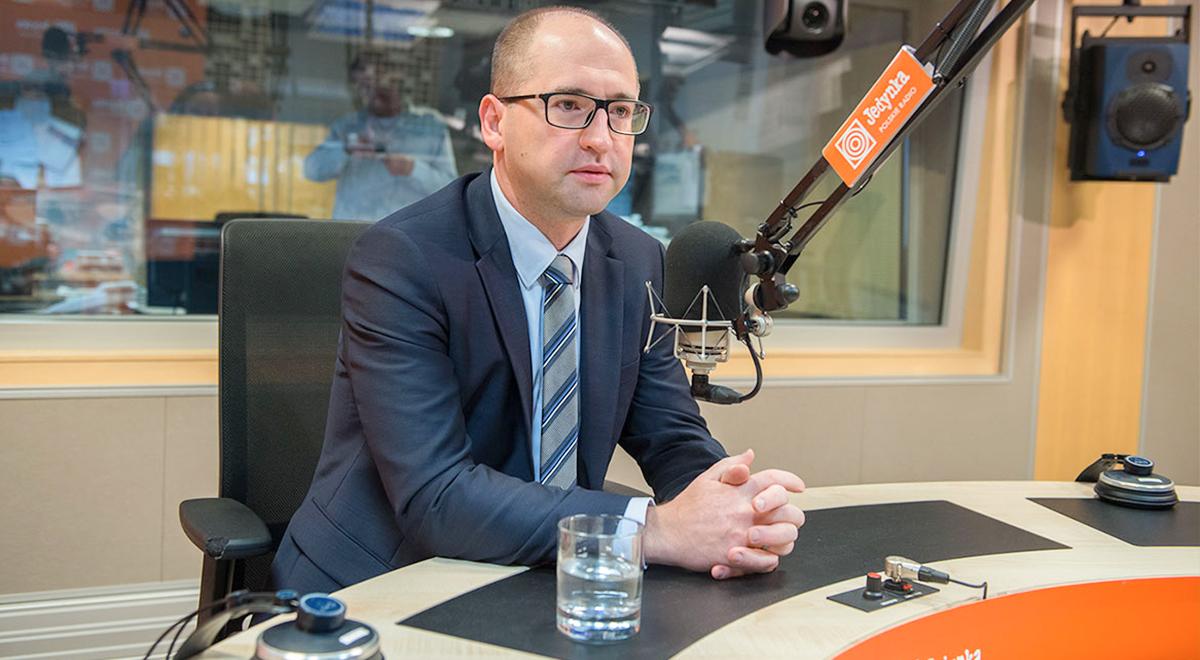 Adam Bielan o sytuacji na Ukrainie