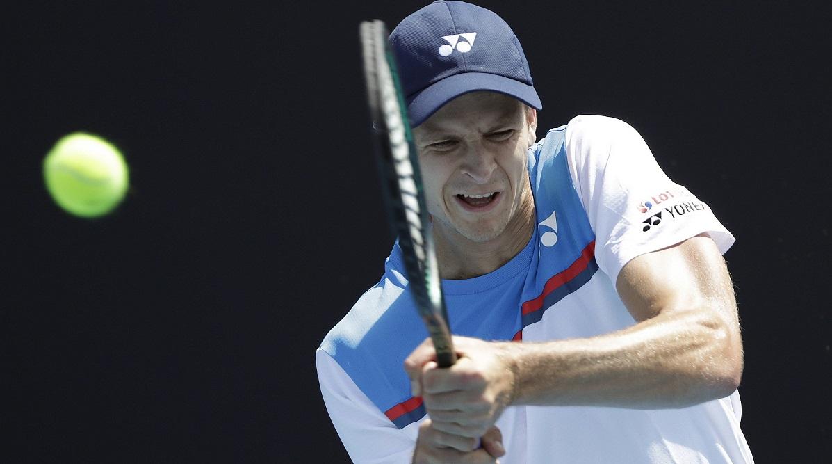 Tennis: Poland's Hurkacz climbs to career-best world No. 28
