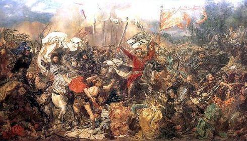 """Co Matejko zmienił w """"Bitwie pod Grunwaldem""""? - Kultura ..."""