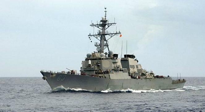 bbb5e82121c5f Dwa okręty marynarki wojennej USA przepłynęły w niedzielę Cieśniną  Tajwańską – potwierdził w poniedziałek resort obrony Tajwanu.