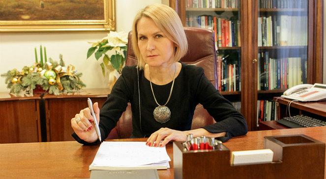 Prezes Polskiego Radia, Barbara Stanisławczyk. Foto: Małgorzata Sas/PR