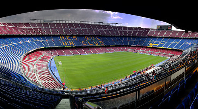 Stadion FC Barcelony - Camp Nou