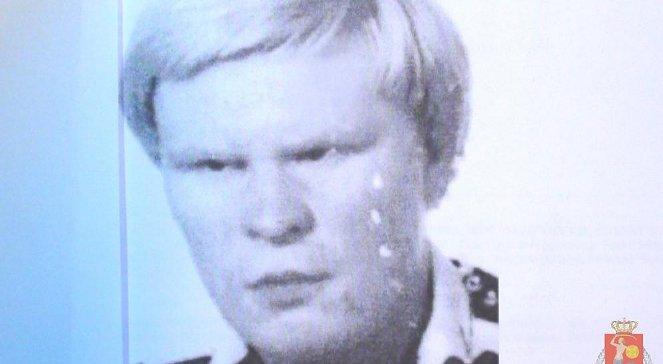 38-letni Krzysztof Erwin Wencel