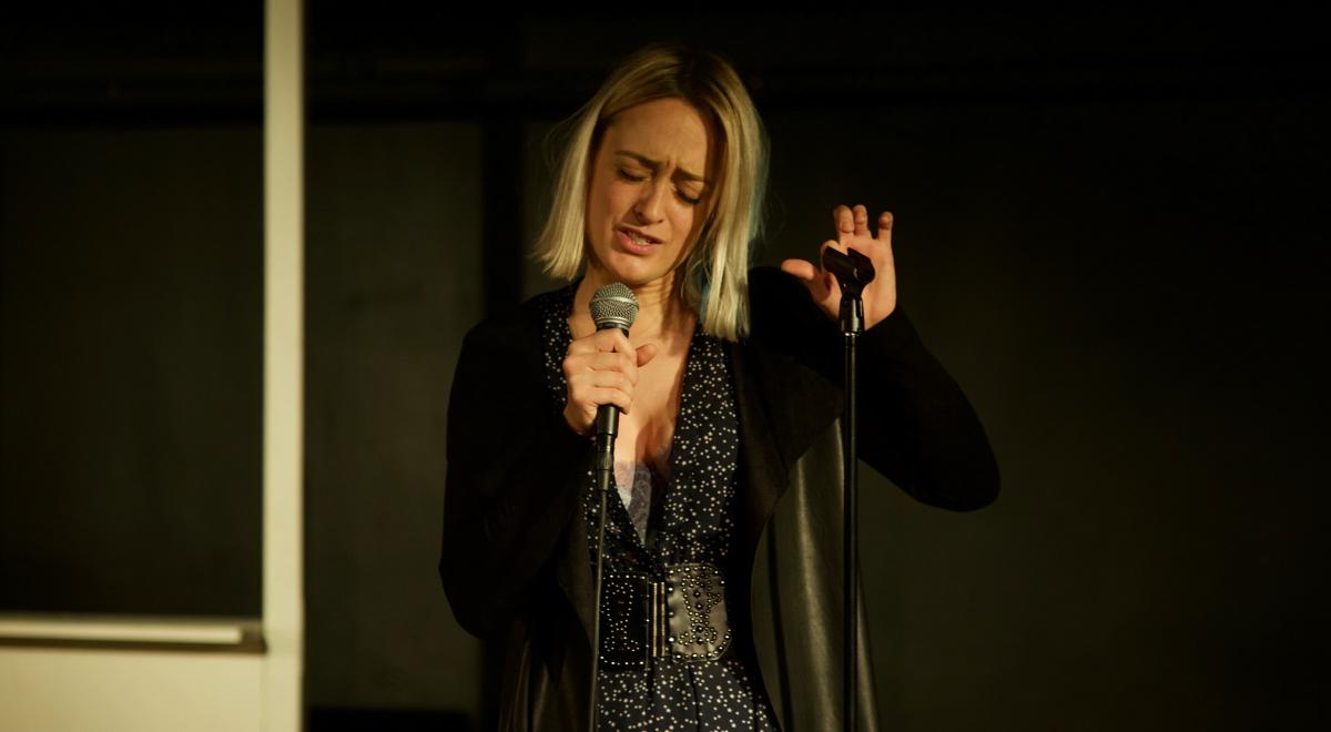 Matylda Damięcka na scenie