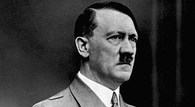 Adolf Hitler. Wikimedia Commonscc. Źr.: Bundesarchiv