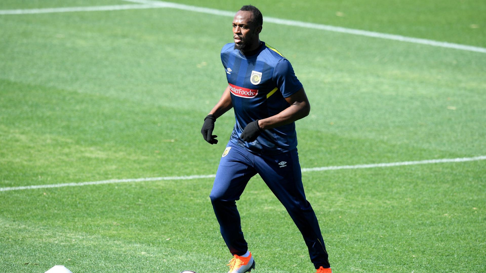 Usain Bolt Rozpoczął Treningi W Australijskim Zespole Central Coast