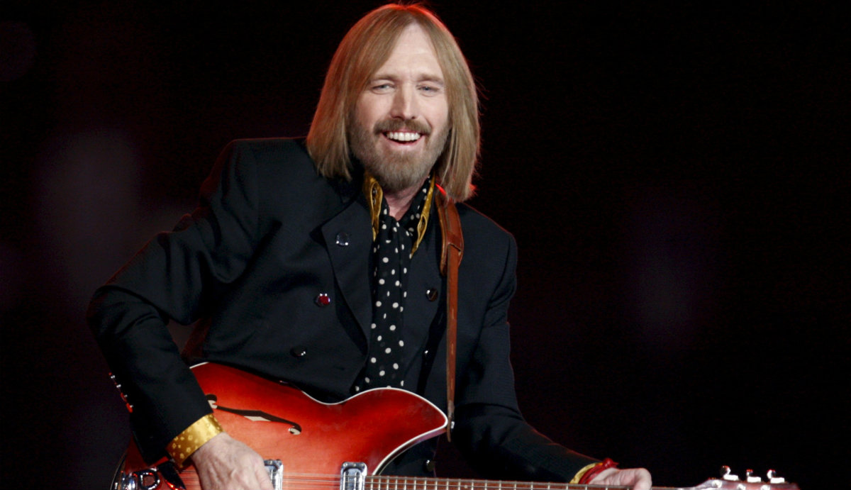 Tom Petty miał 66 lat
