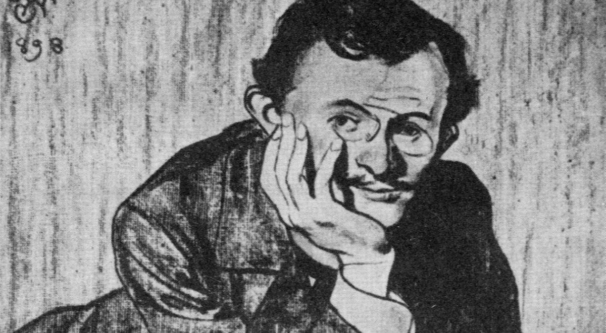 Lucjan Rydel Pan Młody Z Wesela Historia Polskieradiopl