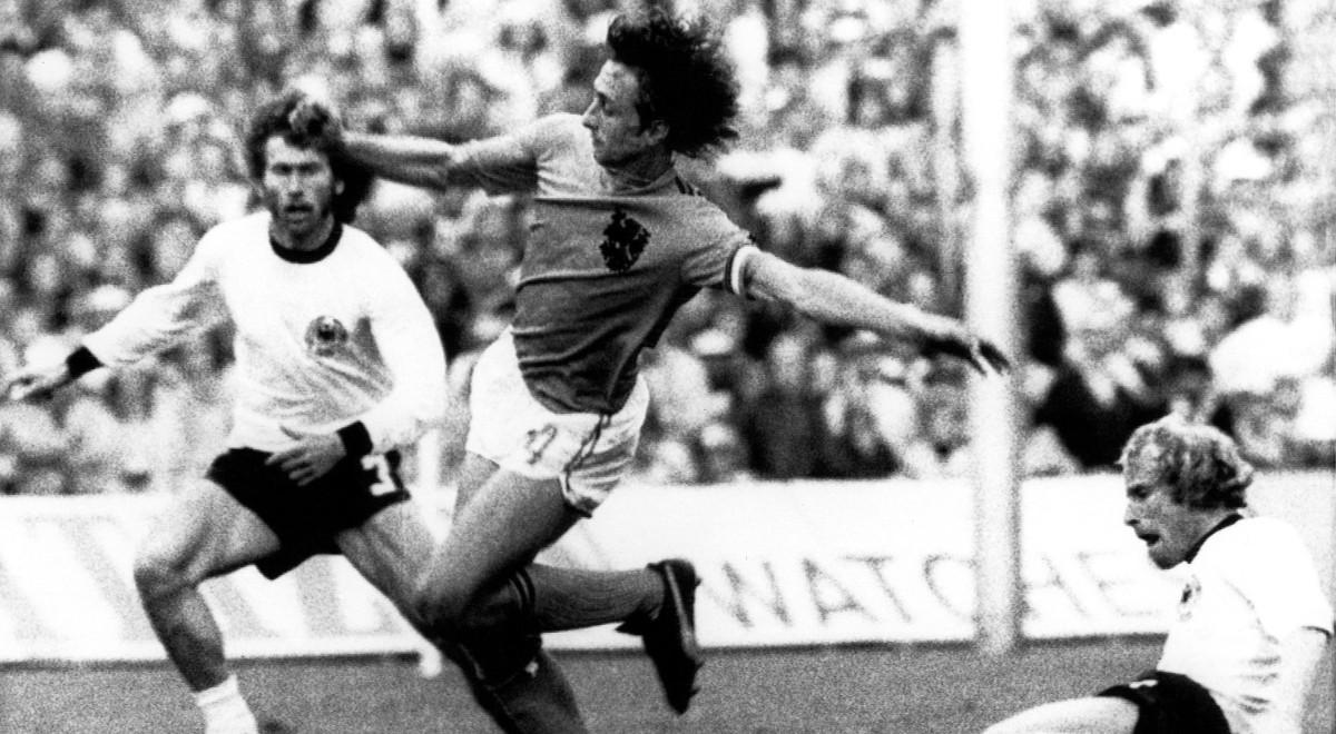 Grzegorz Lato Cruyffa ceniłem nawet bardziej od Pelego Sport