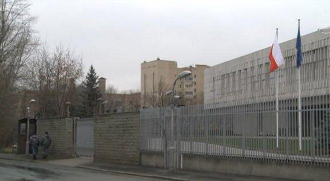 Znalezione obrazy dla zapytania Ambasada polski w moskwie