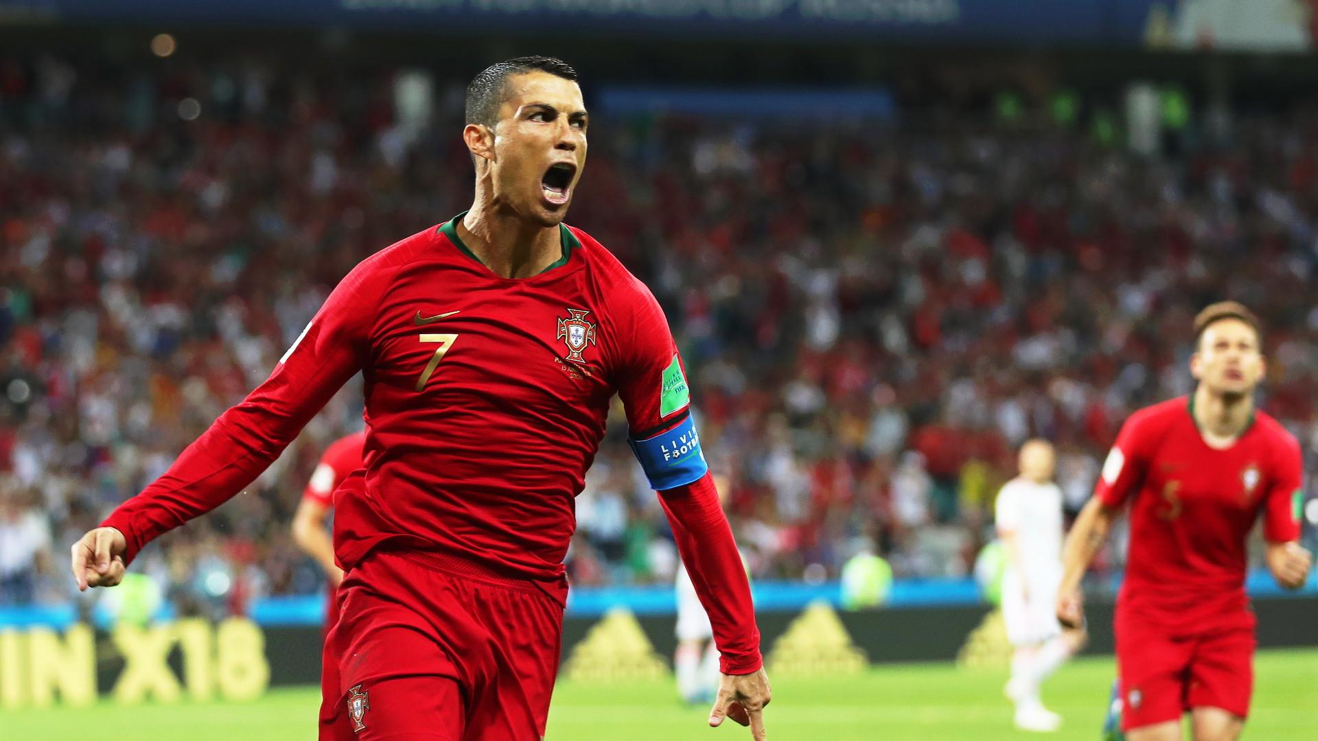821a08b56 Rosja 2018: wielkie widowisko w Soczi. Hat-trick Ronaldo zapewnił ...