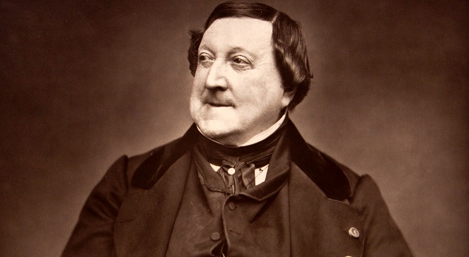 Gioacchino Rossini, 1865