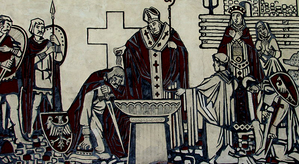chrzest polski mural w gnieznie wiki 1200.jpg