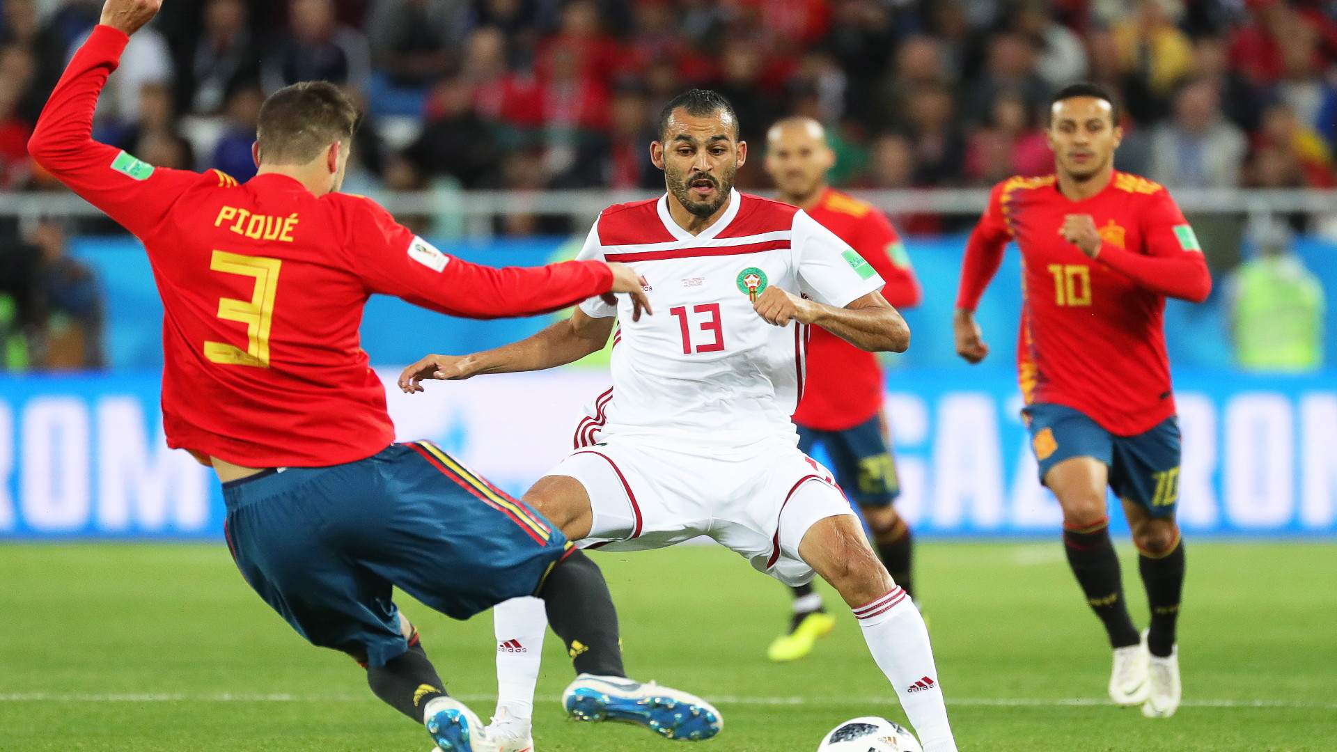 90beadfdb Rosja 2018: wielkie emocje w meczach grupy B. Faworyci awansowali w bólach  [12. DZIEŃ MUNDIALU NA ŻYWO] - Rosja 2018 - polskieradio24.pl