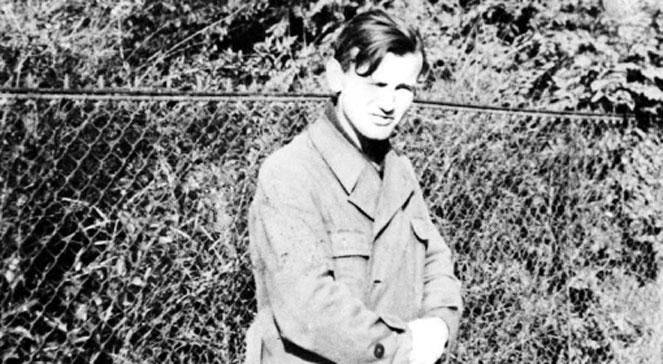 Karol Wojtyla photo prise entre 1939 et 1945.