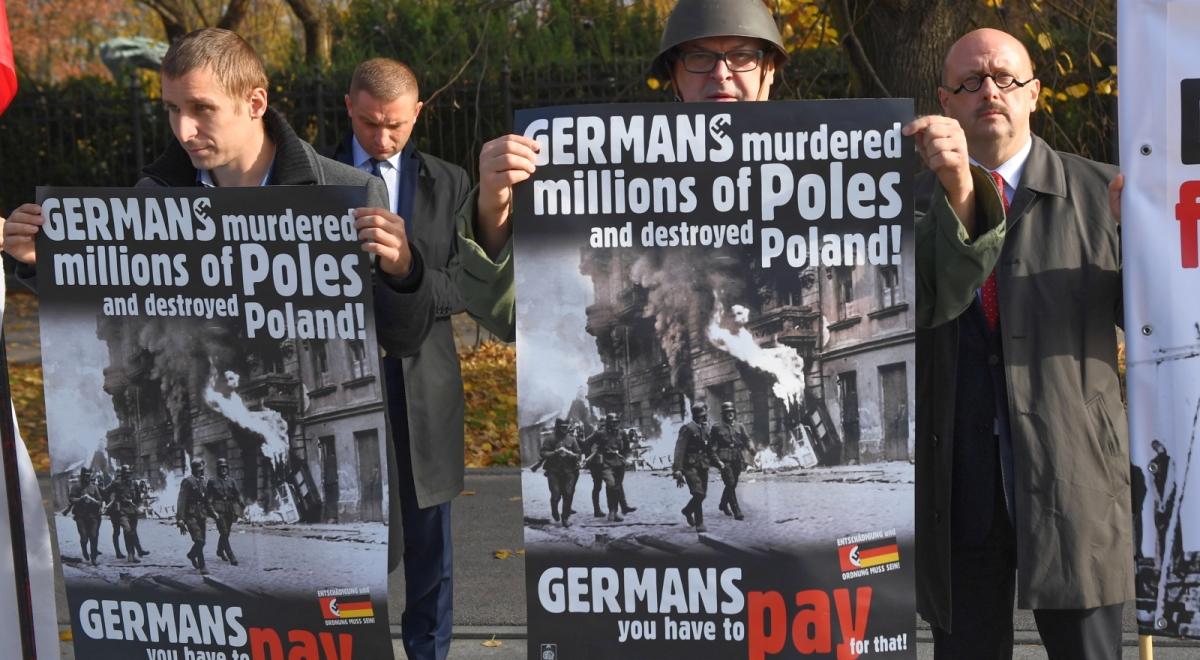 """M. Panic: Niespodzianka. Przyzwoity niemiecki tekst o reparacjach: """"Arogancki Berlin"""""""