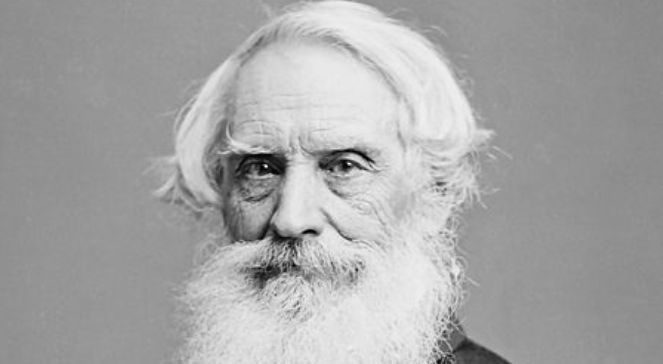 Samuel Morse (27. 12. 2004) Mark SweepWikimedia Commons