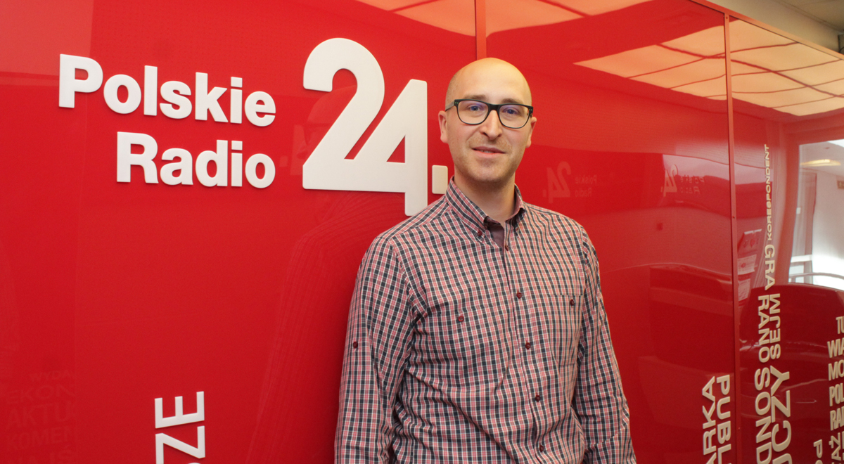 Jan Grusznic (Axis Communications) - Polskie Radio 24