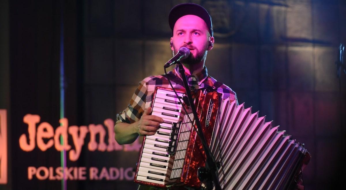 Baranovski: dziadek zaszczepił mi miłość do muzyki. Na antenie Jedynki wybrzmiał koncert artysty!