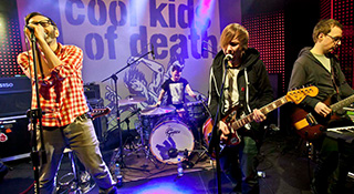 Cool Kids of Death na Opener Festival 2019