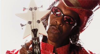 BOOTSY COLLINS - Wold Wide Funk (Mascot Records)
