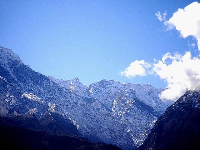 Karakoram_Ranges