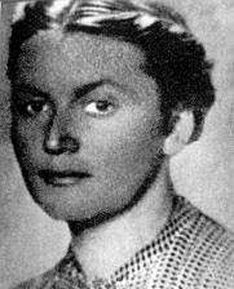 Krystyna Krahelska - poetka, harcerka, żołnierz Armii Krajowej. Wikimedia Commons/dp