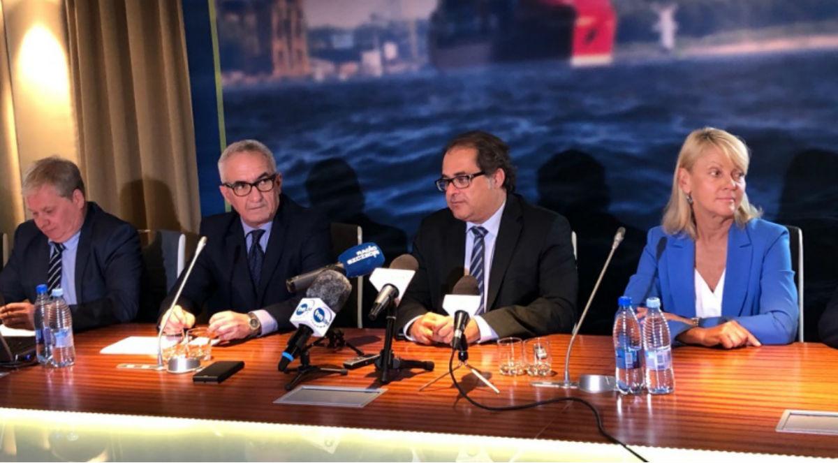 Konferencja nt. budowy terminala w Świnoujściu
