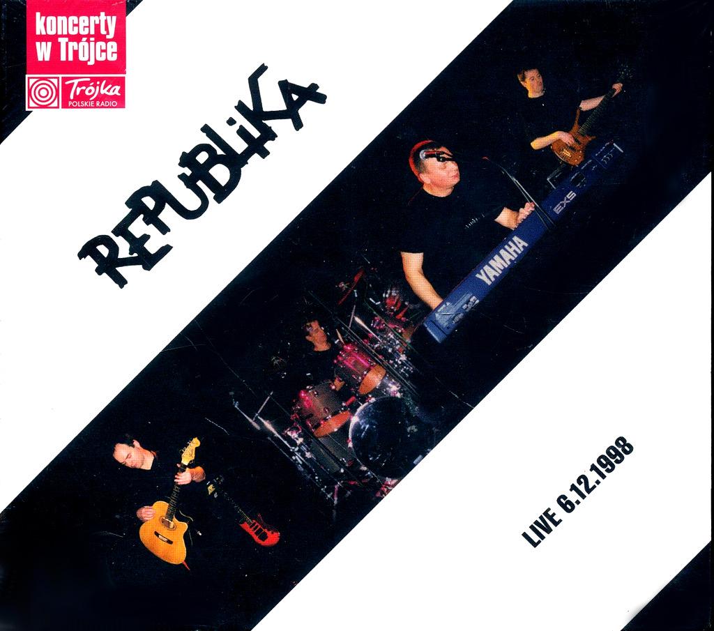 Koncerty w Trójce vol. 13 - Republika Live 6.12.1998  (foto: mat. promocyjne)