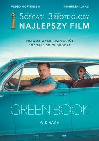 "Plakat filmu ""Green Book"""