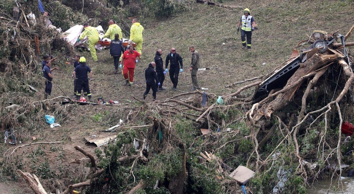 PAP Niemcy powódź ratownicy ofiary zaginieni katastrofa 1200.jpg